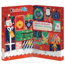 Kinder Adventi mini naptár 127g