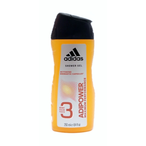 Adidas adipower tusfürdő 250 ml